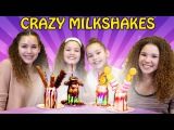 CRAZY Candy Birthday Milkshakes! Gracies 15th Birthday Surprise!!