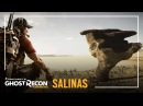 Ghost Recon Wildlands - Trailer: região de Salinas