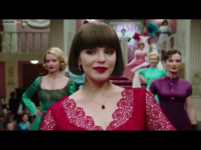 Ксения Лукьянчикова и Артем Ткаченко -Красная Королева
