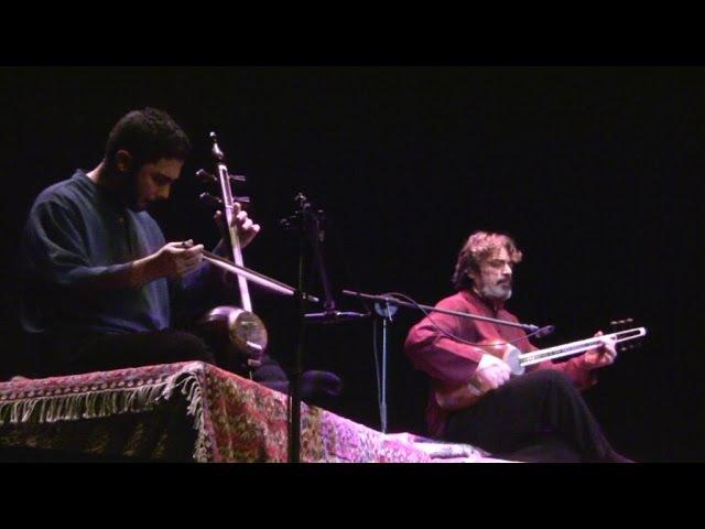 Hossein Saba Alizadeh Behnam Samani en Madrid 04/11/2014