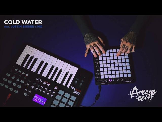 MajorLazer - ColdWater (ft. Justin Bieber) [Arcane Echo Flip]