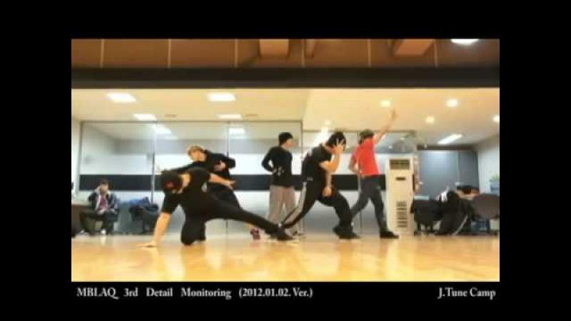 MBLAQ(엠블랙) - Its War(전쟁이야) Full Dance Practice Ver.