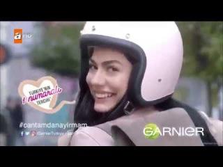 Garnier BB krem reklamı   Demet Özdemir   Garnier Türkiye