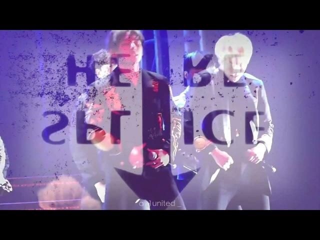 Taehyung - [hey mama] DJM-challenge2