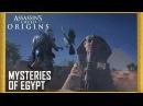 Assassin's Creed Origins E3 2017 Mysteries of Egypt Trailer Ubisoft NA