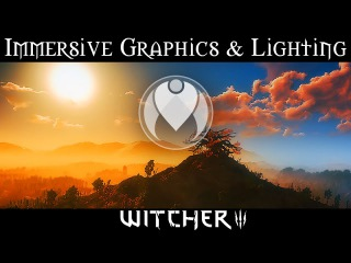 IMMERSIVE GRAPHICS OVERHAUL | Witcher 3 Ultra ENB Mods - Photoreal Reshade | Nvidia GTX 1080