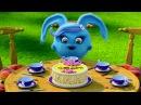Солнечные Зайчики – мультфильм для самых маленьких - День рождения - 3D