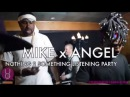 MIKE X ANGEL NYC Listening Party I Hosted by Trey Songz x Kevin Liles