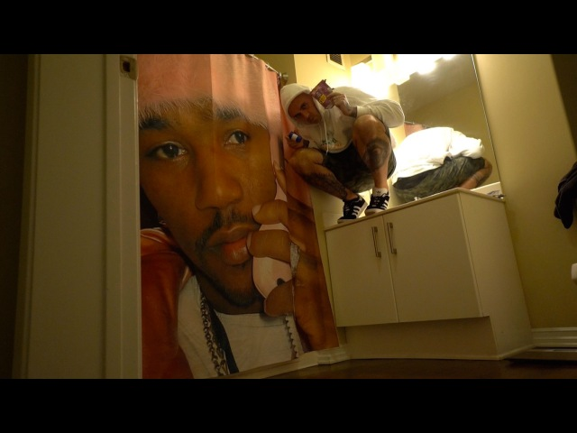 CAM'RON HAS TAKEN OVER MY BATHROOM