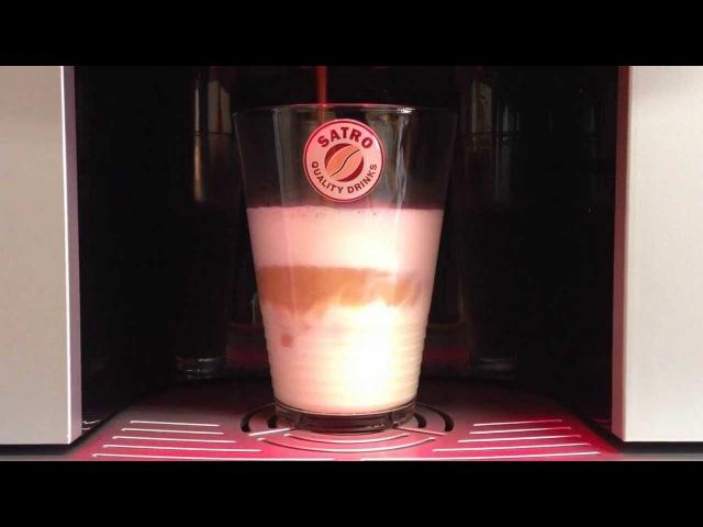 SATRO Topping Granulare City Coffee (Latte Macchiato)