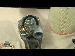 UAZOBAZA # 56 Рассказ о турбокомпрессорах для дизельных УАЗиков