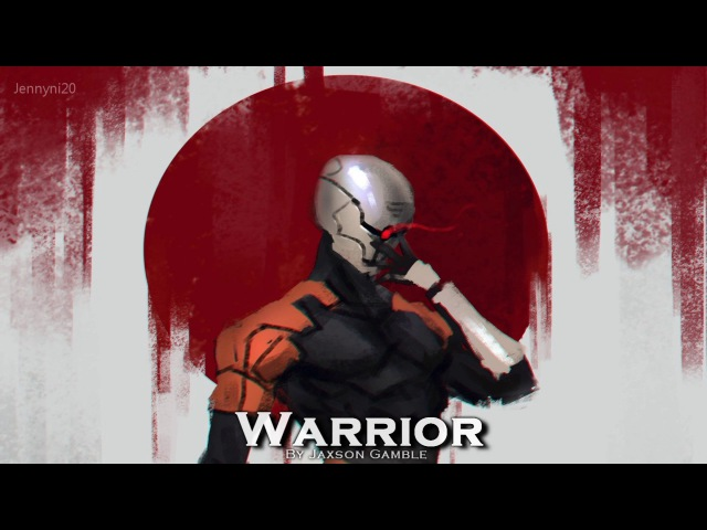 EPIC ROCK Warrior by Jaxson Gamble