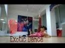 Exotic Pole Dance/ Начальный уровень/ Тренировка/ КатюшаPD