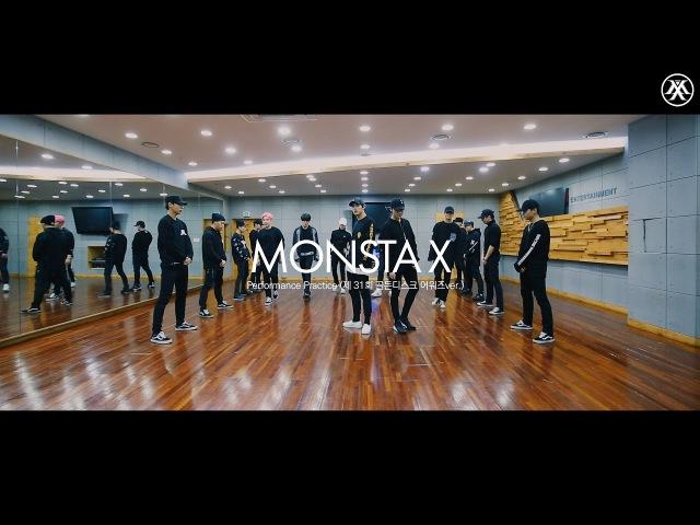 [Dance Practice] 몬스타엑스(MONSTA X)_골든디스크 Performance