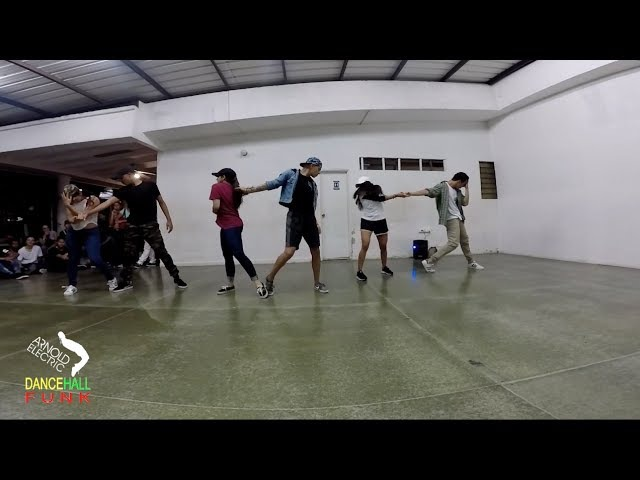Mr Jukeboxx - Fall 4 You (DHF Colombia) MJBOfficial Choreo by Electric Arnold