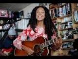 Corinne Bailey Rae NPR Music Tiny Desk Concert