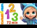 Домашнее задание для 2-й группы малышей счёт до 10 Numbers and Counting