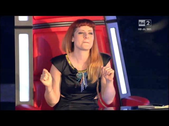 Кайли Миноуг на шоу Голос Италия Кайли Миноуг с песней Я cобиралась cдаться Иди девочка The Voice of Italy 2014 Kylie Minogue with the song I Was Gonna Cancel