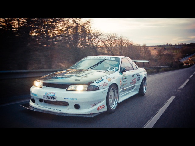 [Midlands Performance] - Togethia - Building the Fastest Road Legal Skyline | Motors TV Documentary