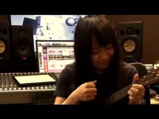 Mikio Fujioka & ukulele