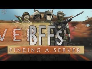 Друзья по Battlefield – В поисках сервера (13 серия) [6 сезон]