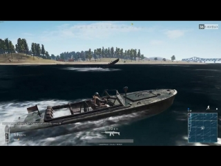 Доминик Торетто на моторке (Форсаж 9) PLAYERUNKNOWN'S BATTLEGROUNDS | PUBG