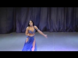 HOT BELLY DANCE PERFORMED UKRAINIAN DANCER! Alina Kudinova Belly Dancer on Belly 6340