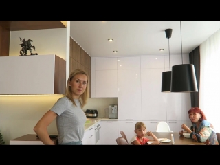 Обзор квартиры после ремонта 71 кв.м. Дизайн интерьера квартиры