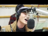 [Радио] 161118 DAY6 (Young K) - D (Halfmoon - Dean COVER) @ KBS Cool FM Kiss The Radio
