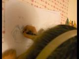 В Крыму выбрали трех победителей конкурса детского рисунка «Мои родители работают в полиции!»
