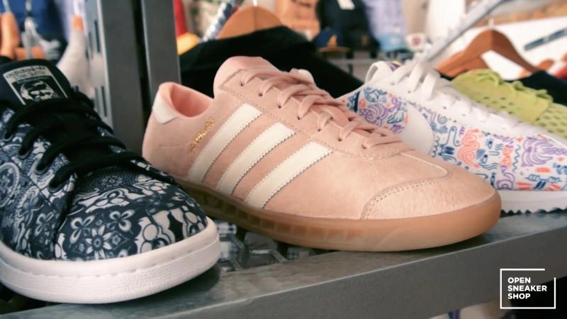 Adidas Humburg wmns
