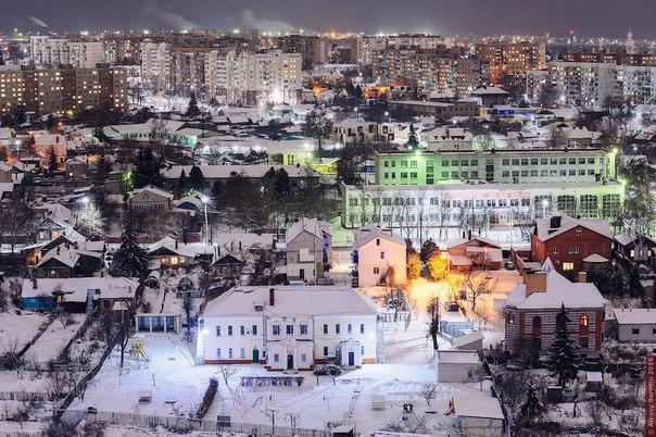 Доброй ночи, любимый город!