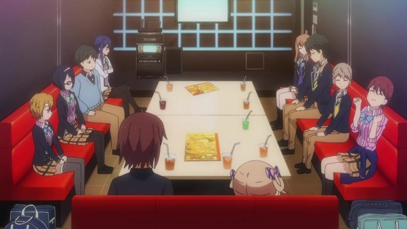 Masamune-kun no Revenge / Месть Масамунэ!   Серия 12   Озвучивание: Mistake, Eva, Eladiel, Kira Ksyll и Ruri