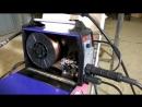 ГАРАЖНЫЙ ЭКСТАЗ Синергетический инверторный сварочный полуавтомат AuroraPRO SPEEDWAY 160 MIG MAG MMA TIG lift