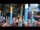 CRAZY STREET WORKOUT MONSTERS CALISTHENICS MOMENTS IN UKRAIN