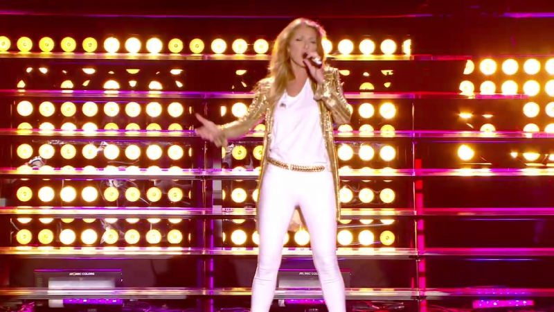 18. Céline Dion - Loved Me Back to Life (Live in Quebec City)