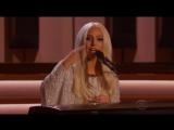 Lady Gaga - I Wish (Live) 480p