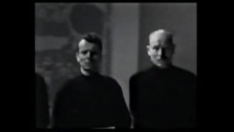 Ектения - Солируют октависты (хор С. А. Жарова)