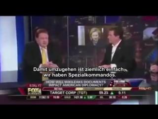Clinton-Stratege Bob Beckel will WikiLeaks-Gründer Assange ermorden lassen