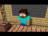 (Minecraft анимация) - Урок Танцев