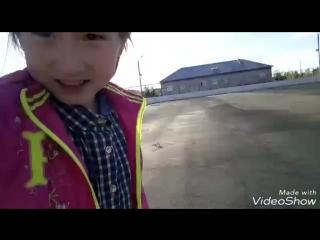 Привет это моё первое видео