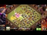 Clash of Clans - 大牛队长 InTheDark Vol 5 世界顶级全11视频分享(ITD VS T R)!Clash of Clans 部落冲突部落战解说攻略
