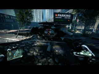Crysis 2 пропал