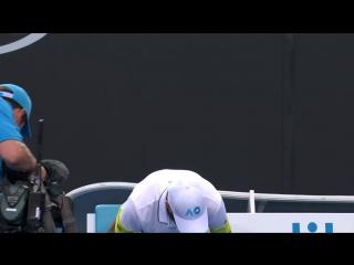 Paire v Fognini match highlights (2R) _ Australian Open 2017