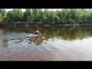 р Лозьва сплав июль 2017