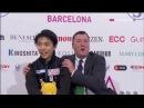 GPF 2015 Yuzuru Hanyu FS World Record
