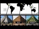 Кто построил пирамиды по всему миру Тайна пирамид. Предназначение пирамид.