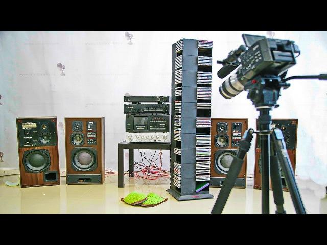 Какая акустика лучше Тест - Radiotehnika 35АС-1 VS Radiotehnika S-90F