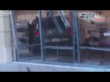 Woman Drives SUV Into T Mobile In Palm Springs