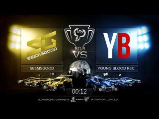 [RU] ESL 3on3 Phoenix S2 Cup #2 | 1/4 | SeemsGood vs Young Blood Rec. | neSTRkl & MorRretti